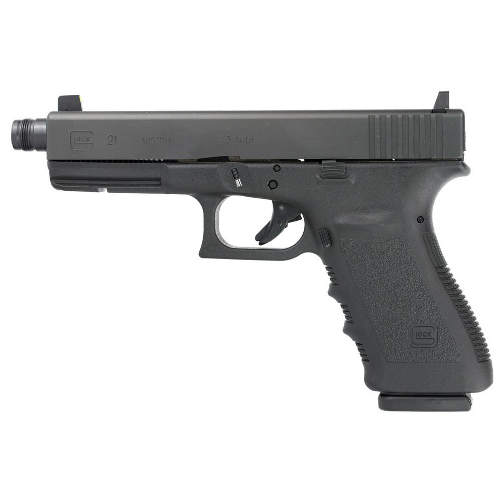 Glock 21sf 45acp 13rd Thrd Bbl