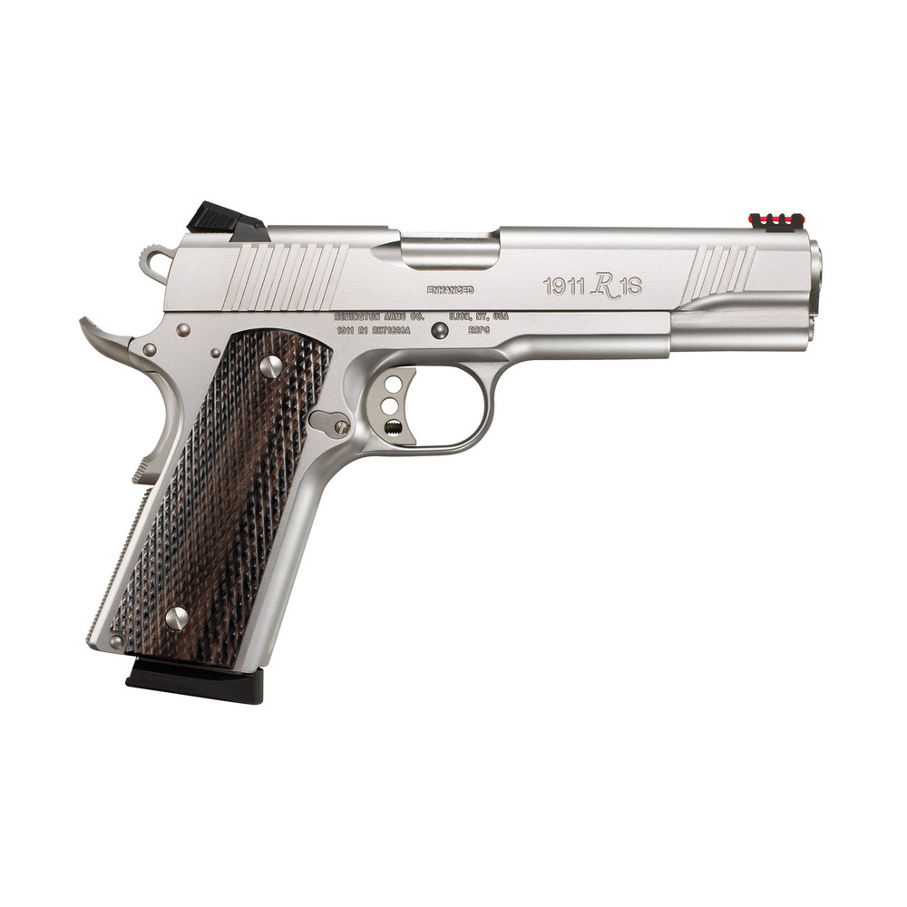 "Rem 1911 45acp 5"" 8rd Sts Enhanced"