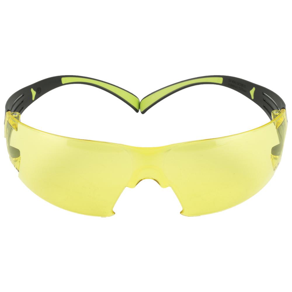 Peltor Securefit 400 Eye Prot Amber