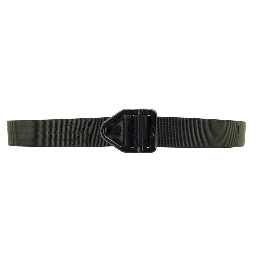 """Galco Instructor Belt 1 1/2"""" Blk Med"""