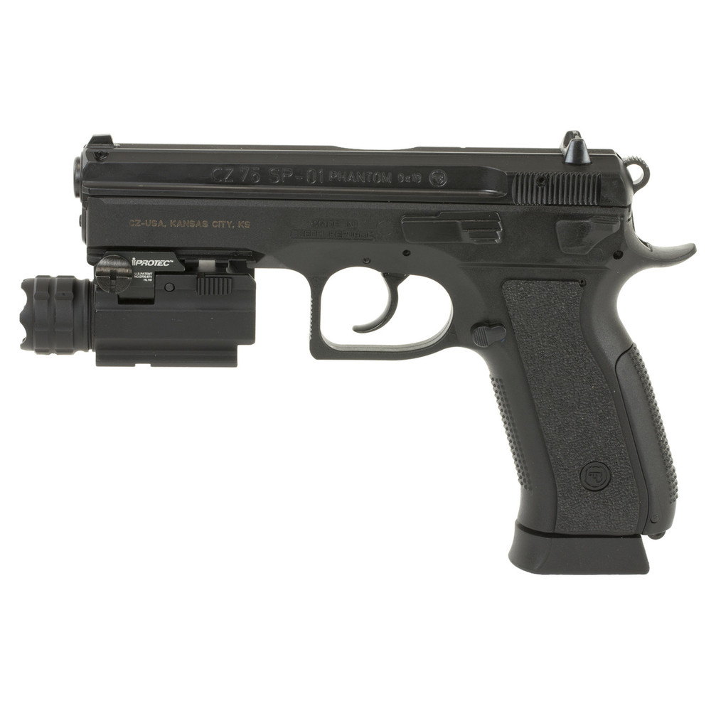 Cz 75 Sp-01 Phntm 9mm 18rd W/wpnlght