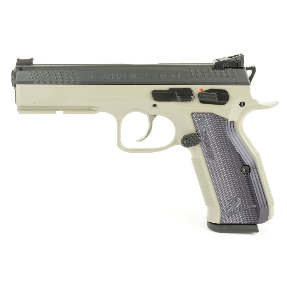 "Cz Shadow 2 9mm 4.89"" Gry 17rd"