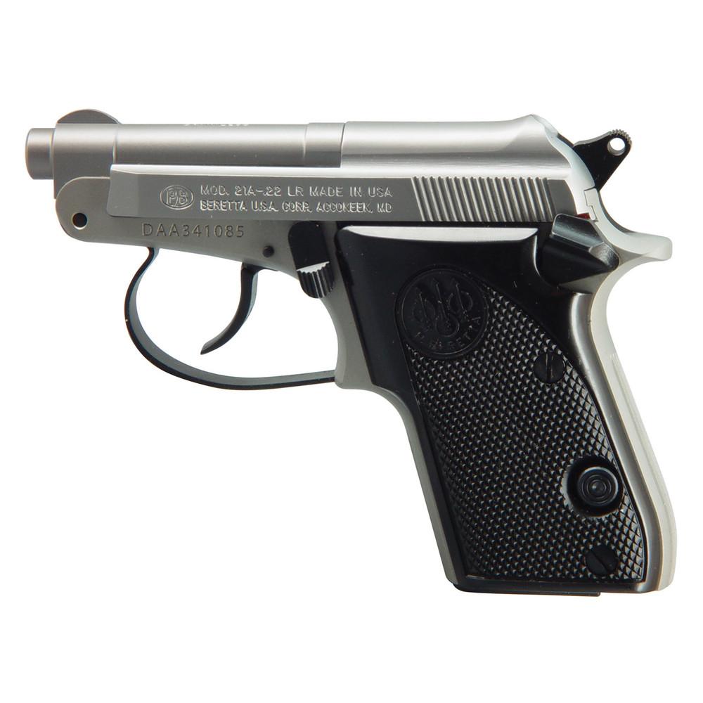 """Beretta 21 22lr 2.4"""" St 1-7rd"""