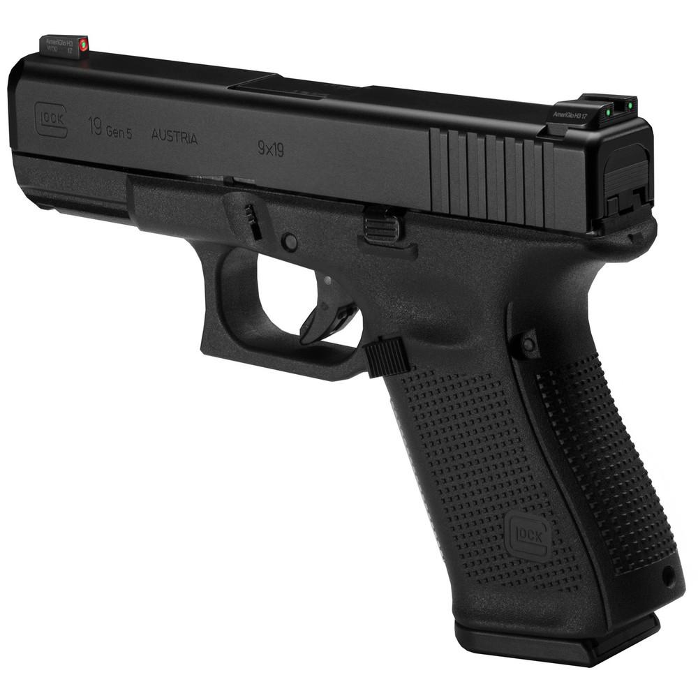 Glock 19 Gen5 9mm Ameriglo 10rd 3mag