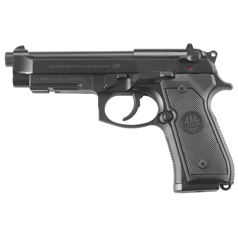 """Beretta 92a1 9mm 4.9"""" Bl 3-10rd"""