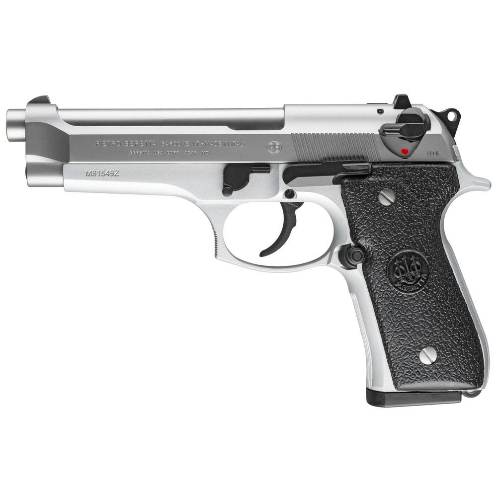 """Beretta 92fs 9mm 4.9"""" St 2-15rd It"""