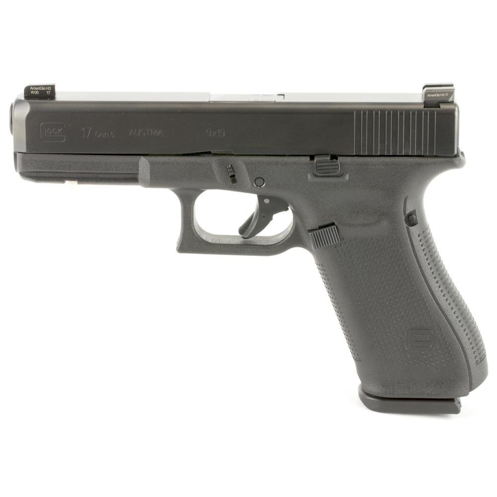 Glock 17 Gen5 9mm Ameriglo 17rd 3mag