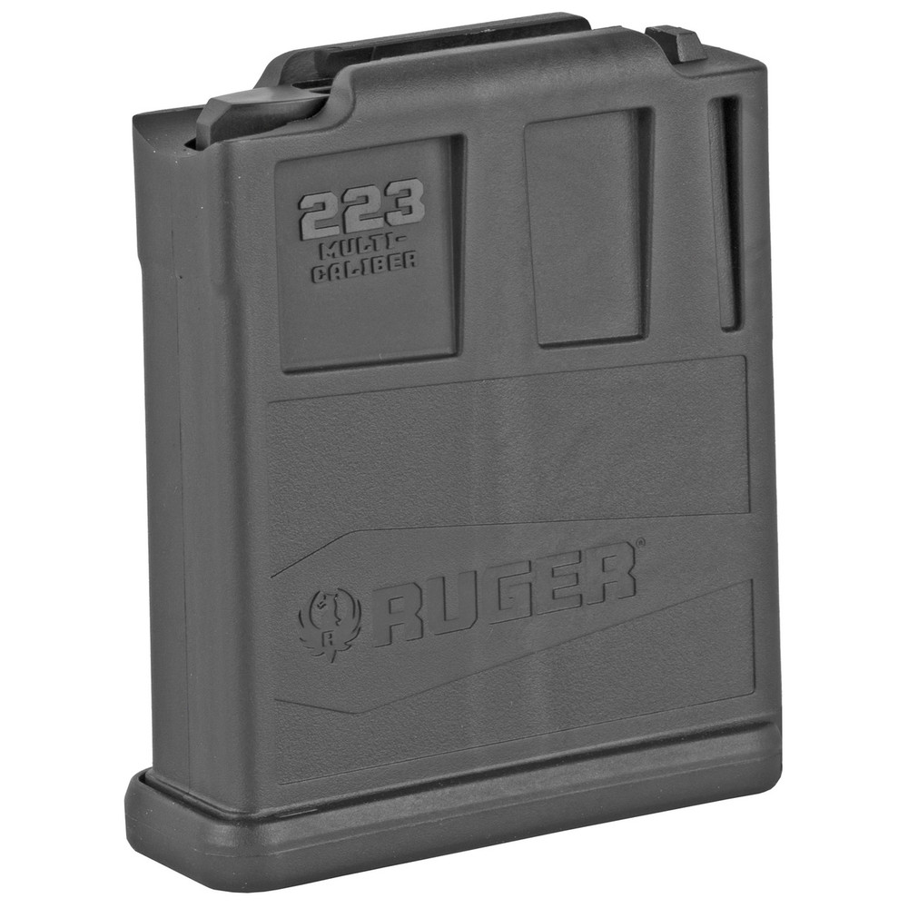 Mag Ruger Ai Style 556nato 10rd Blk