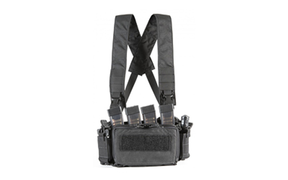Haley D3crm Micro Chest Rig Blk