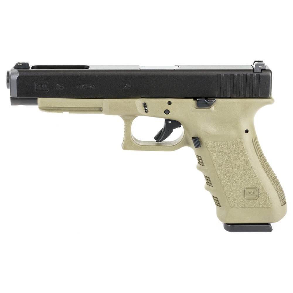 Glock 35 Competition 40s&w 10r Od/ns