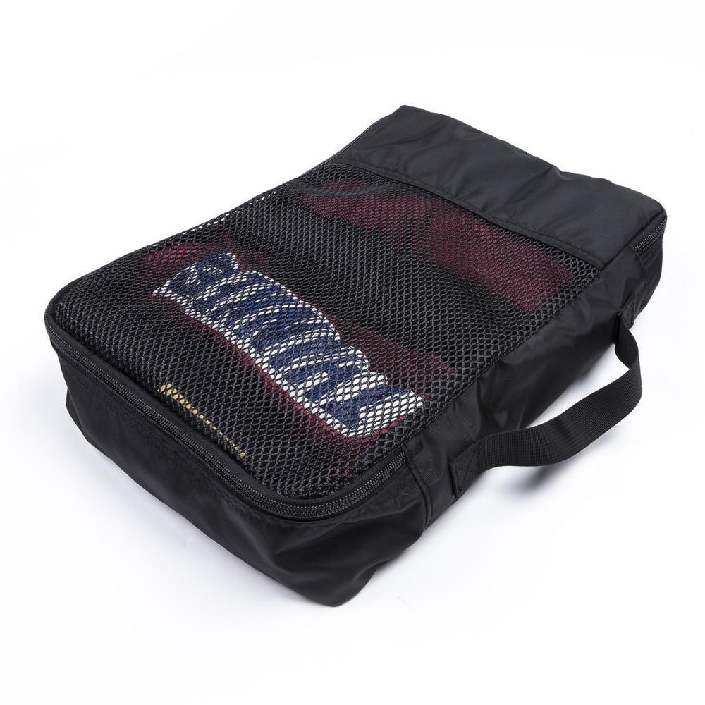 Haley Garment Bag Black
