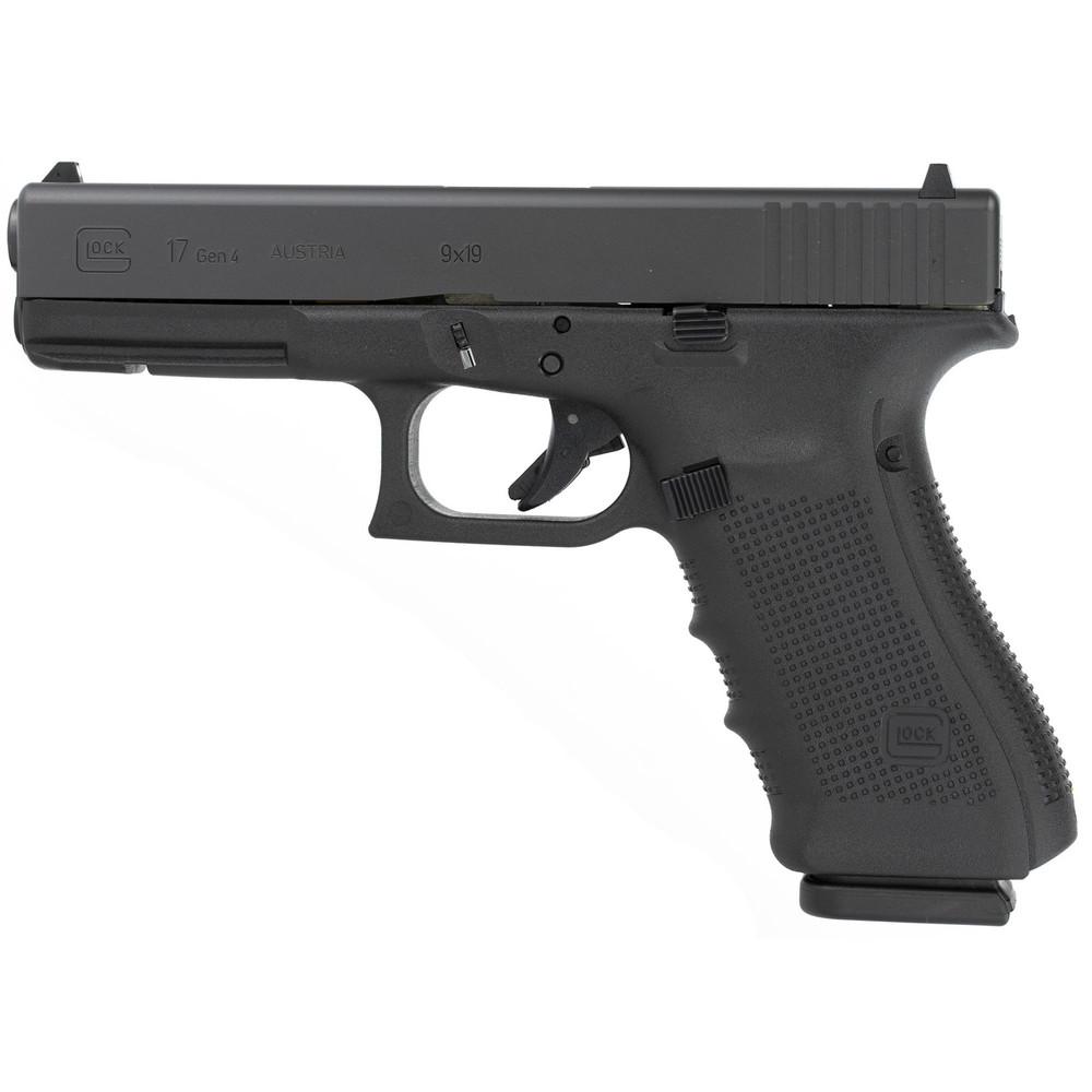 Glock 17 Gen4 9mm 17rd 3 Mags