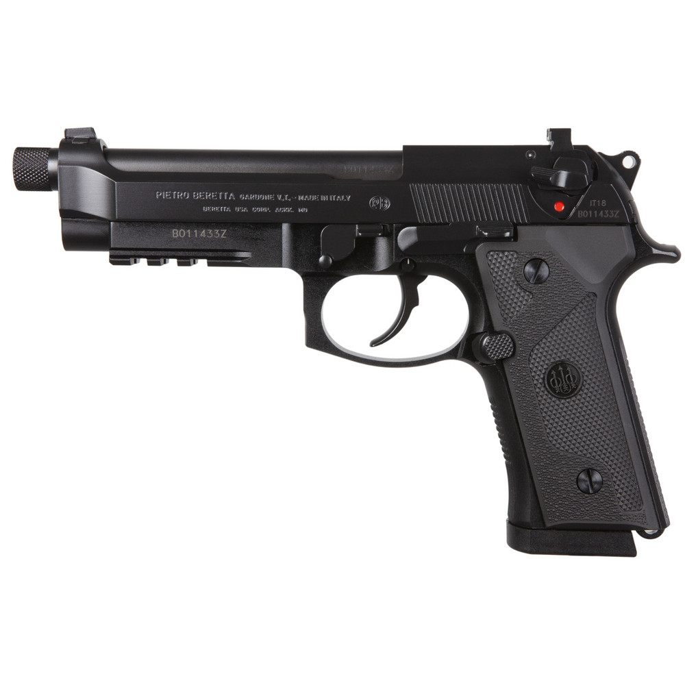 "Beretta M9a3-g 9mm 5"" 10rd Blk Dec"