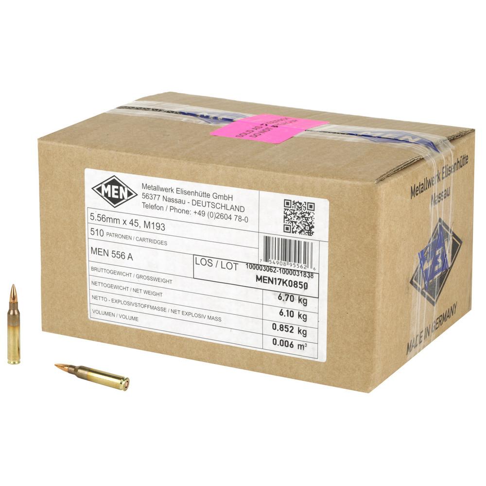 Magtech Men M193 556nato 55gr 510rd
