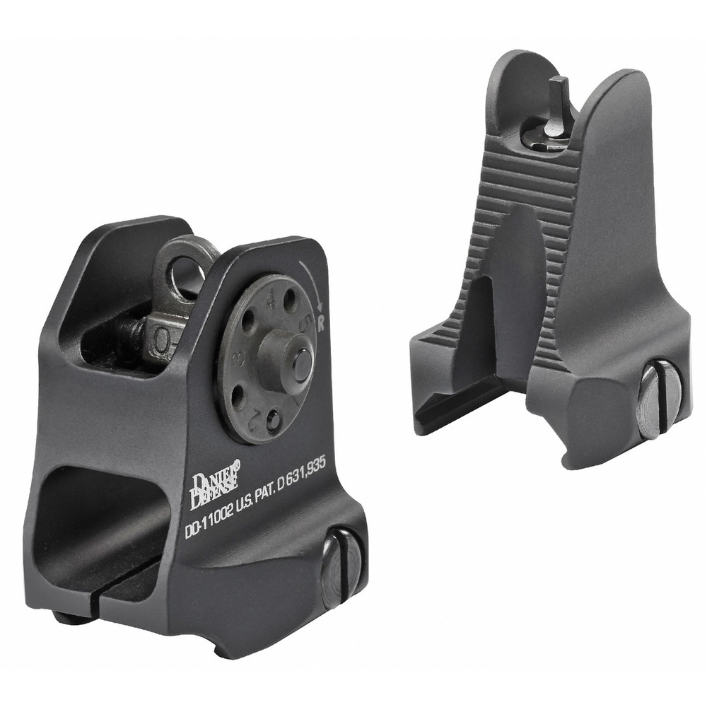 Dd Fixed Front/rear Sight Combo