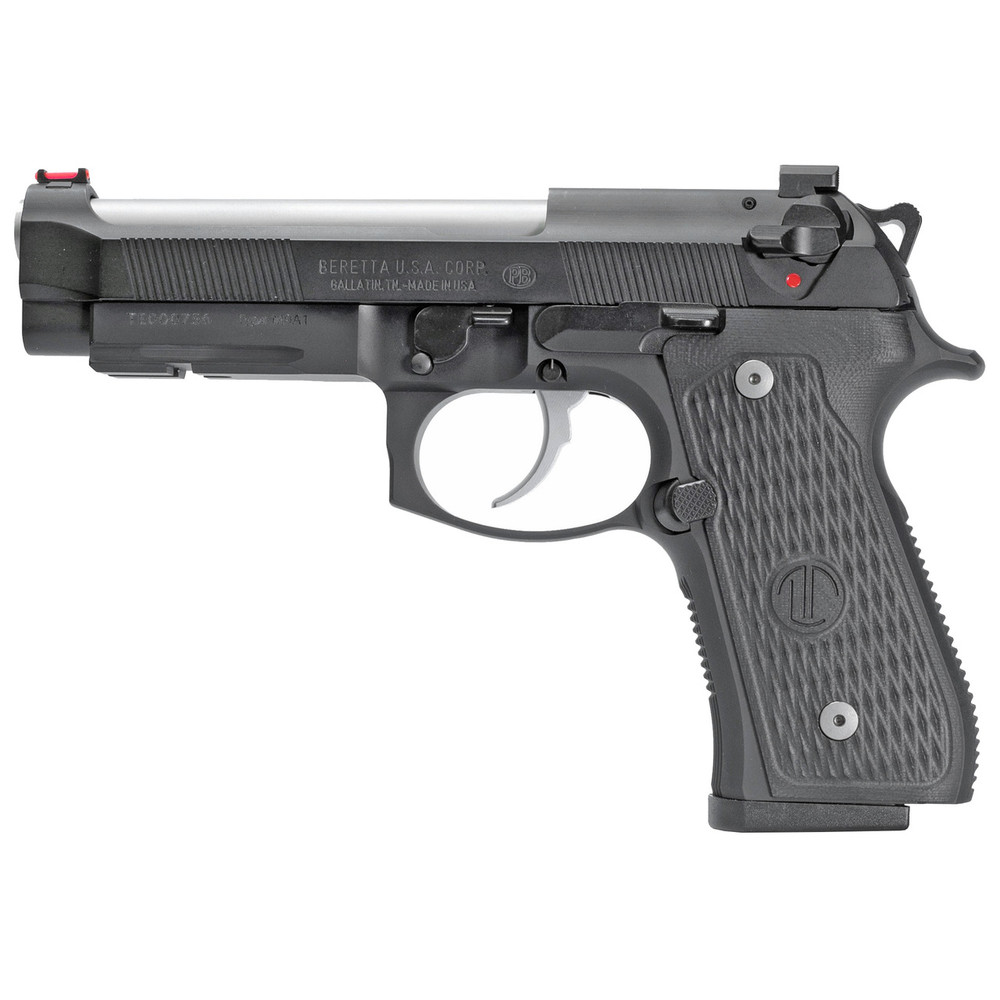 """Beretta 92g Elite Ltt 9mm 4.7"""" 15rd"""