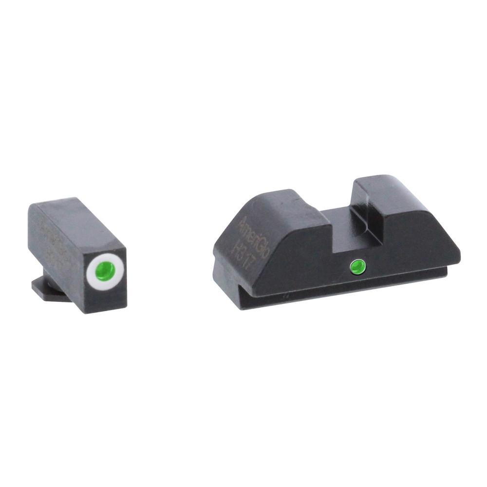 Ameriglo I-dot For Glk 42/43 Wht/grn