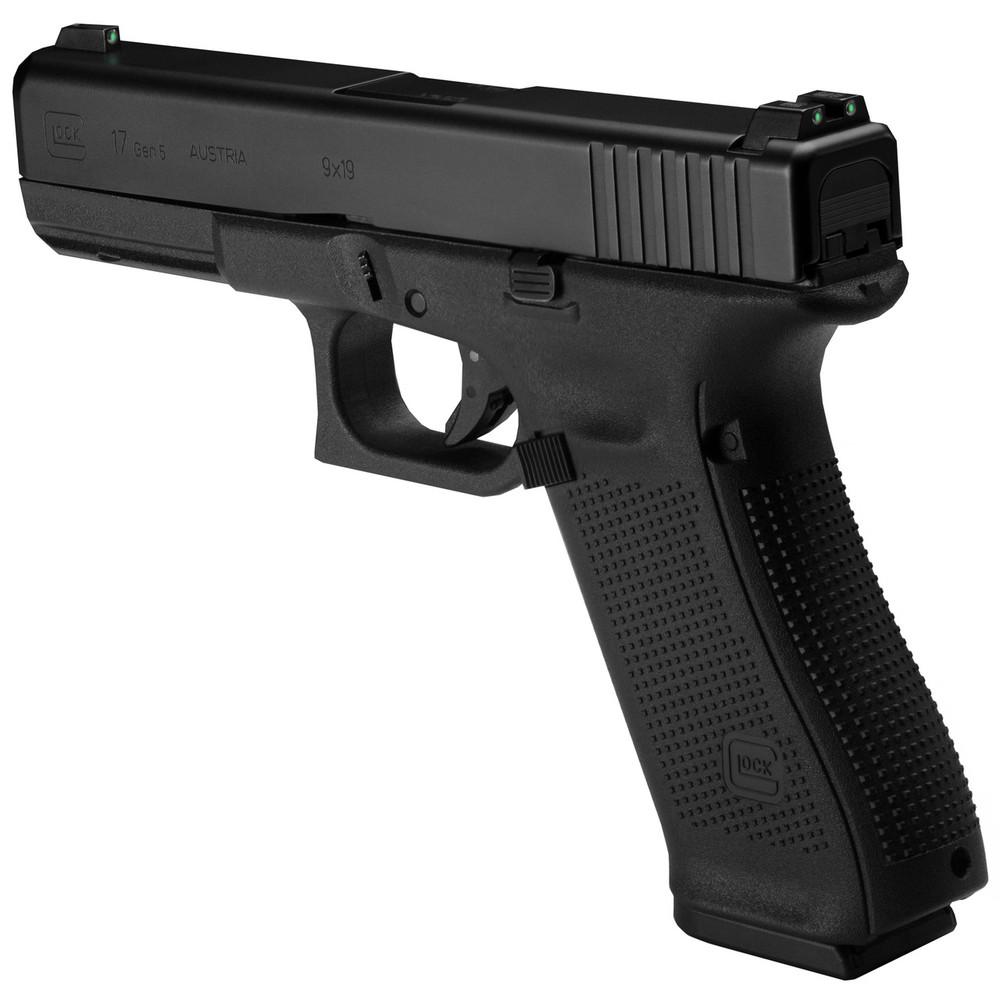 Glock 17 Gen5 9mm Gns 10rd 3 Mags