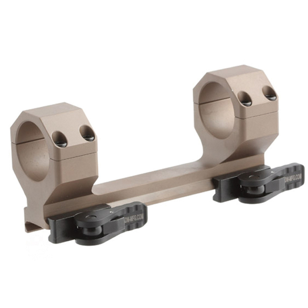 Am Def Ad-delta Scope Mnt 30mm Fde