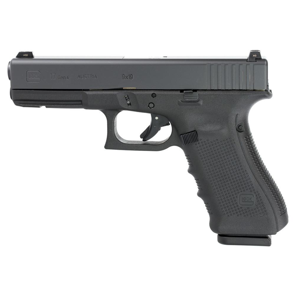 Glock 17 Gen4 9mm Gns 10rd 3 Mags