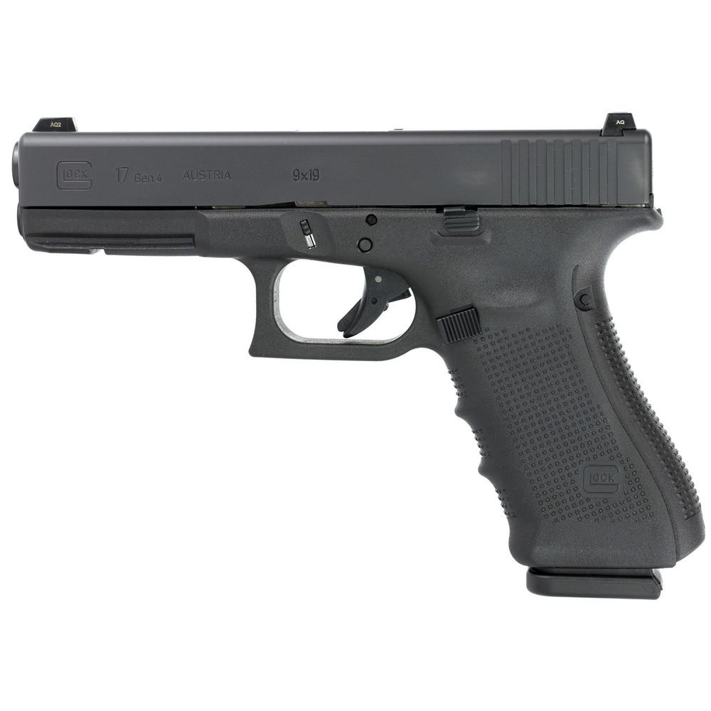 Glock 17 Gen4 9mm Gns 17rd 3 Mags