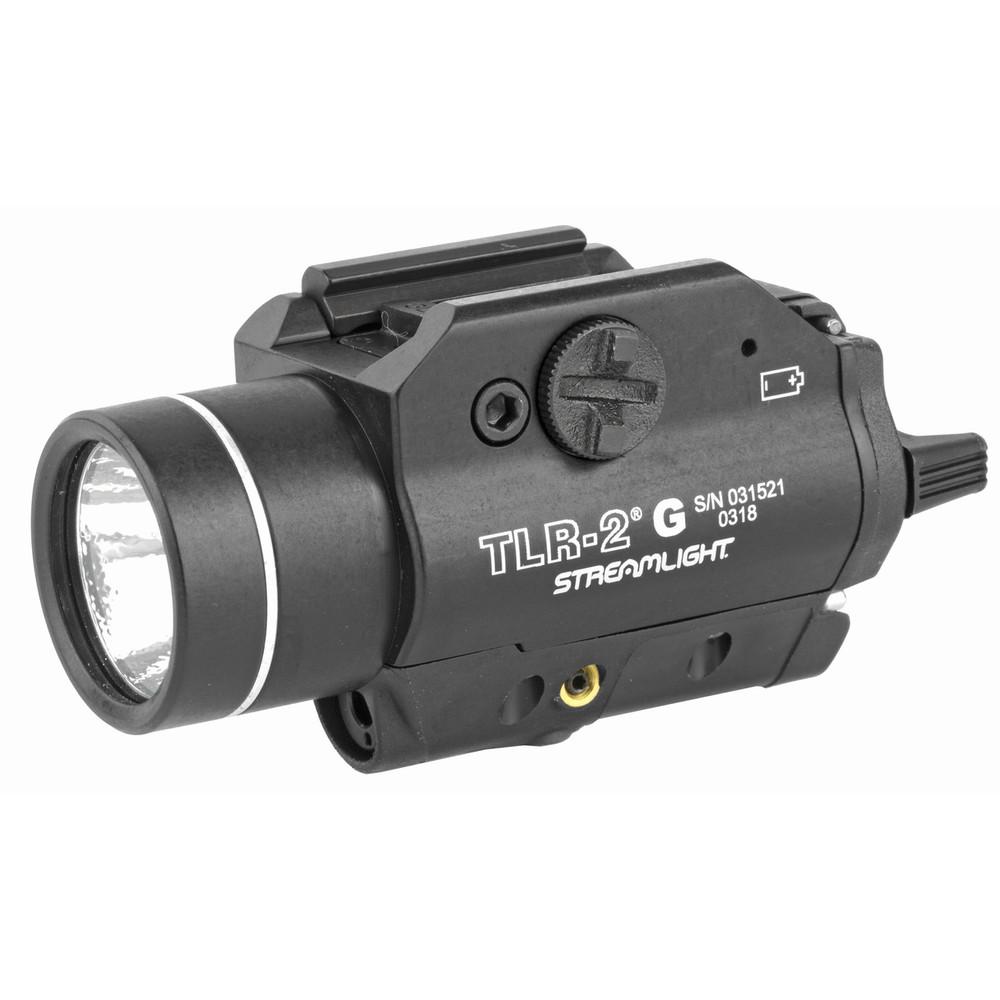 Strmlght Tlr-2 G Rail Mnt Light/lsr
