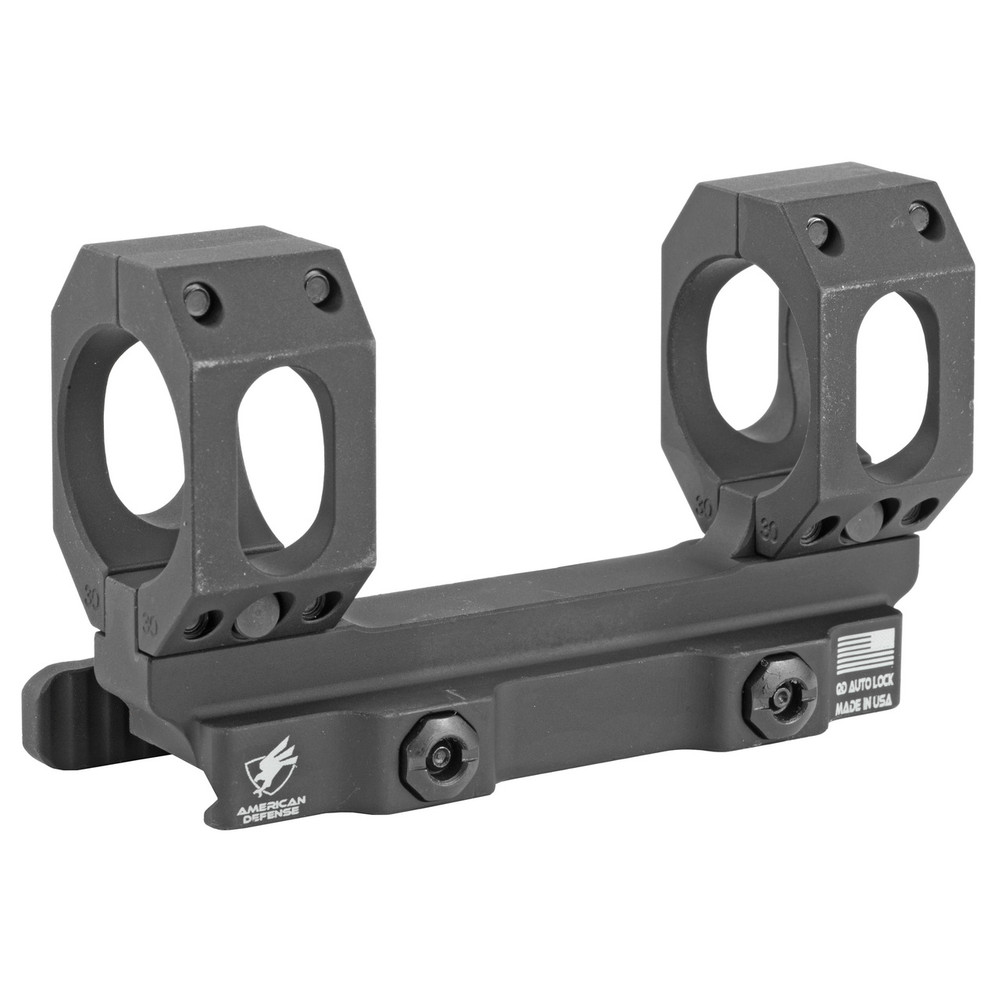 Am Def Ad-recon Scope Mnt 30mm Blk - ADMRECONS30