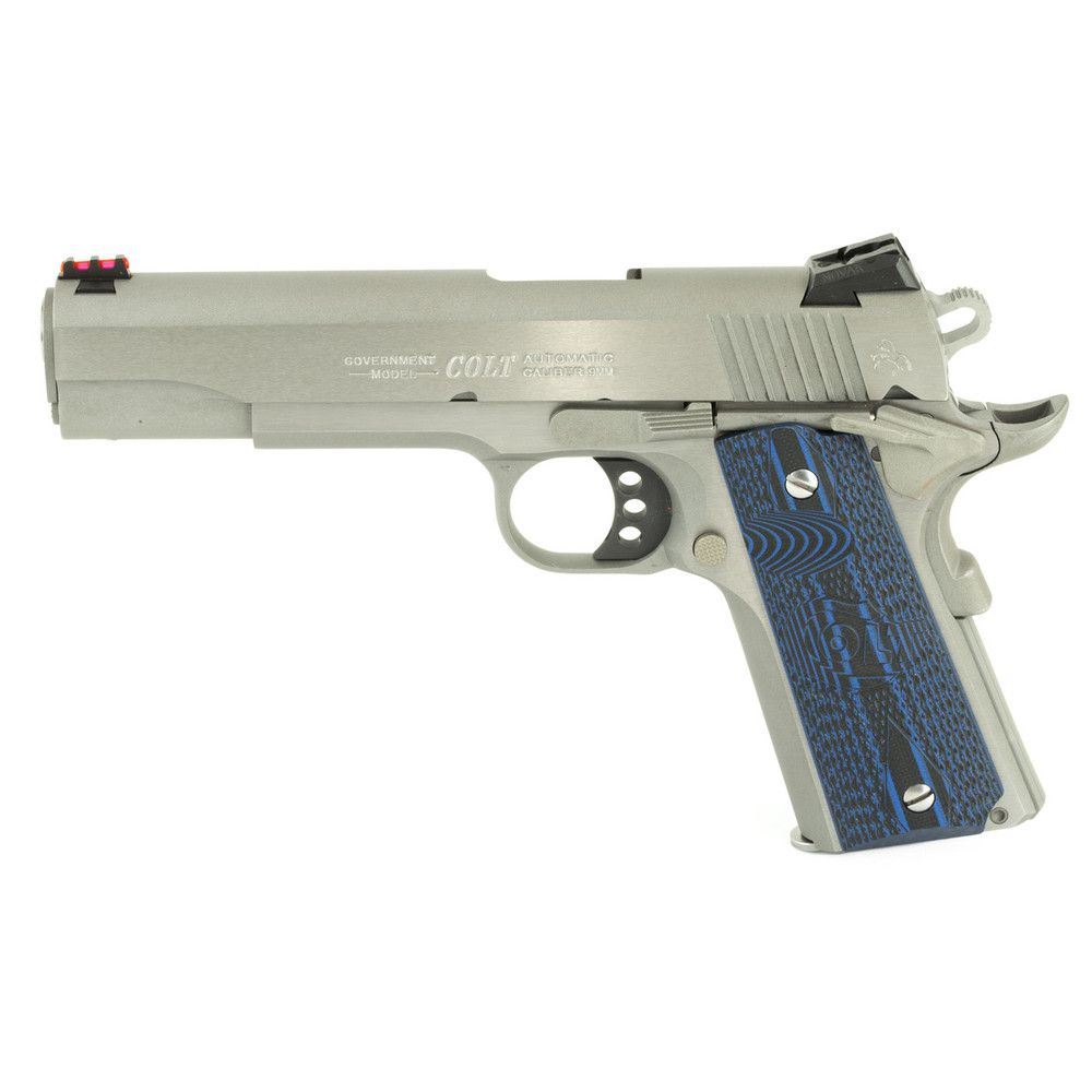 "Colt Competition Ss 9mm 5"" 9rd"