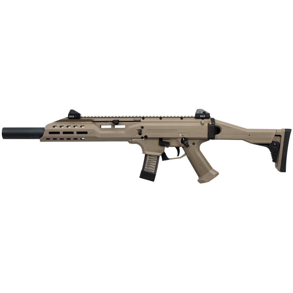 Cz Scorpion Evo3 S1 Crb F 9mm Fde 20