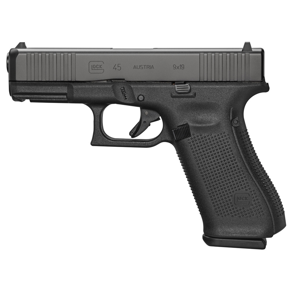 Glock 45 9mm 17rd 3 Mags Frt Ser