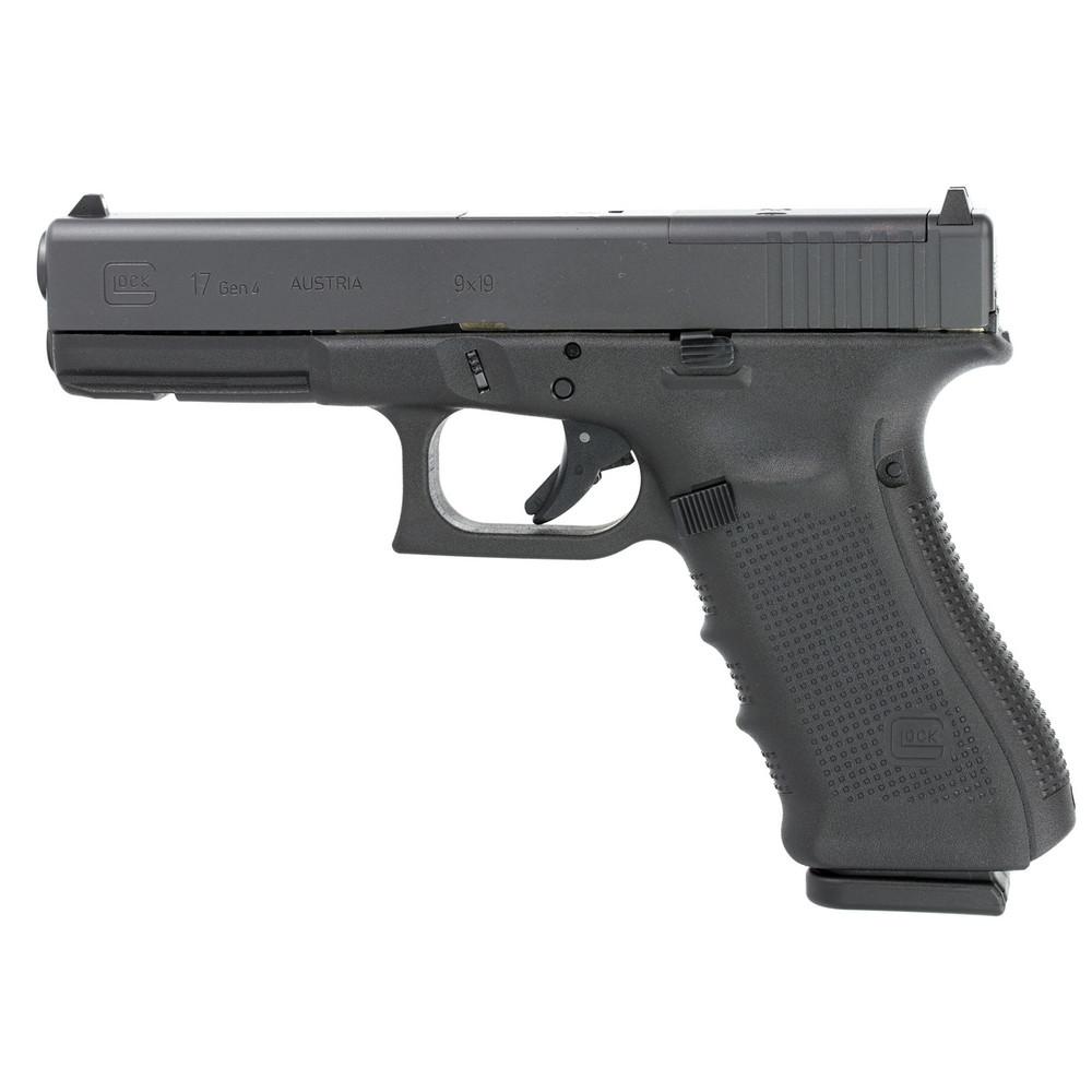 Glock 17 Gen4 9mm 10rd 3 Mags Mos
