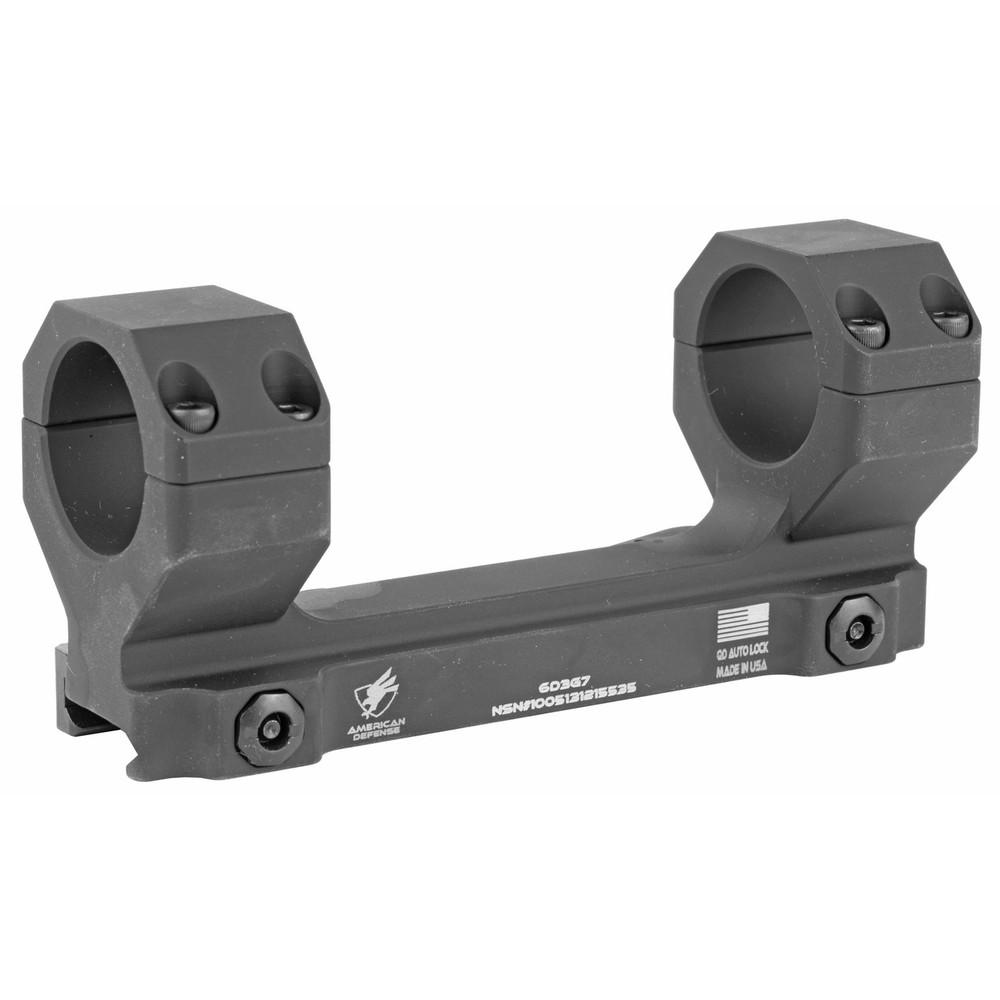 Am Def Ad-delta Scope Mnt 30mm Blk