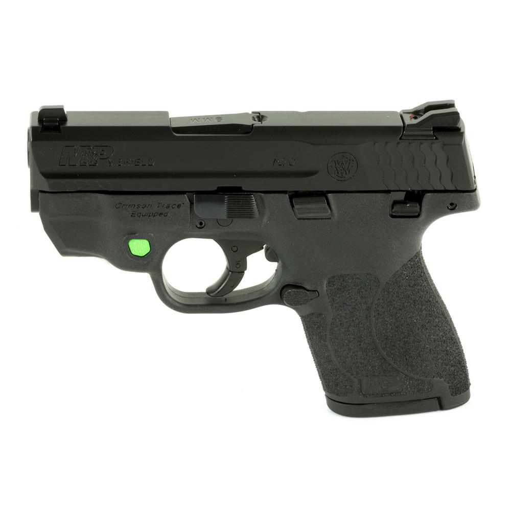 "S&w Shield 2.0 9mm 3.1"" 8rd Ts Grlsr"