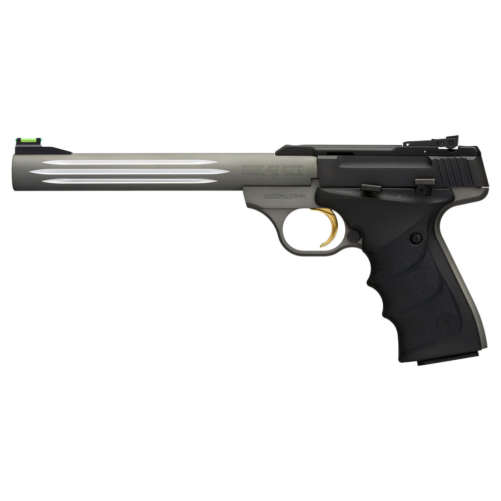"Brown Bm Lite Gray Urx 22lr 7.25"" Bk"