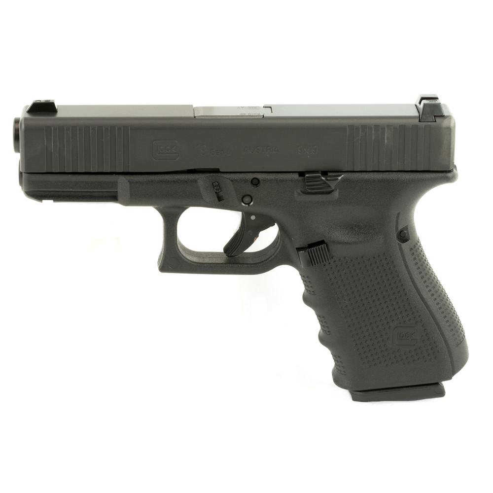 Glock 19 Gen4 9mm 10rd Frt Serr