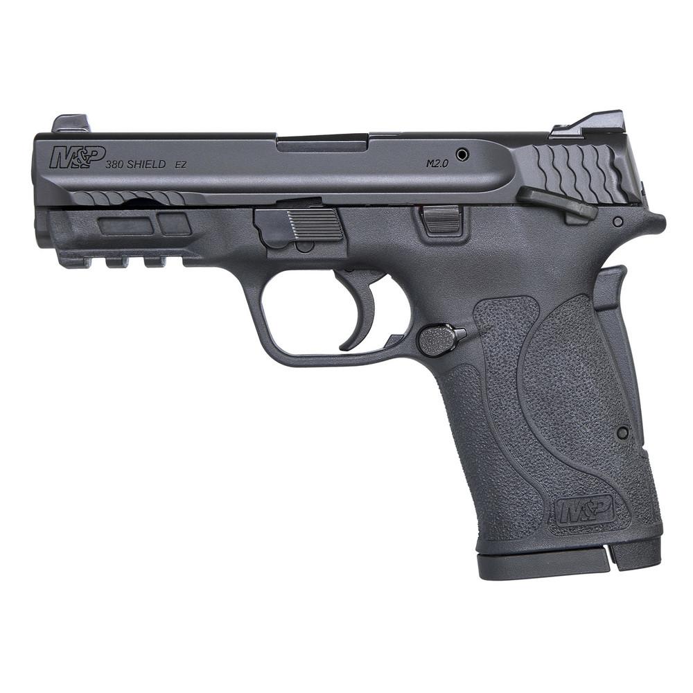S&w Shield 2.0 380acp 8rd Blk Ts Ez