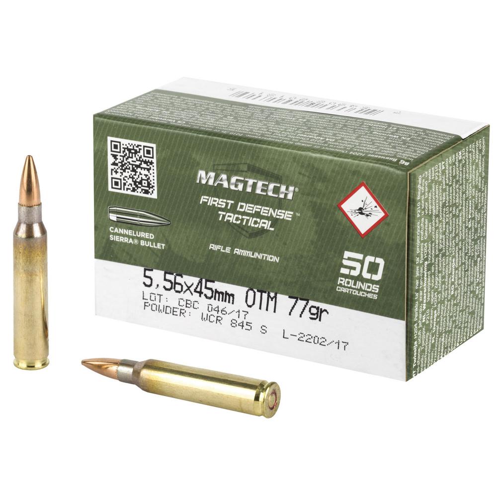 Magtech Cbc Otm 556nato 77gr Hpbt 50