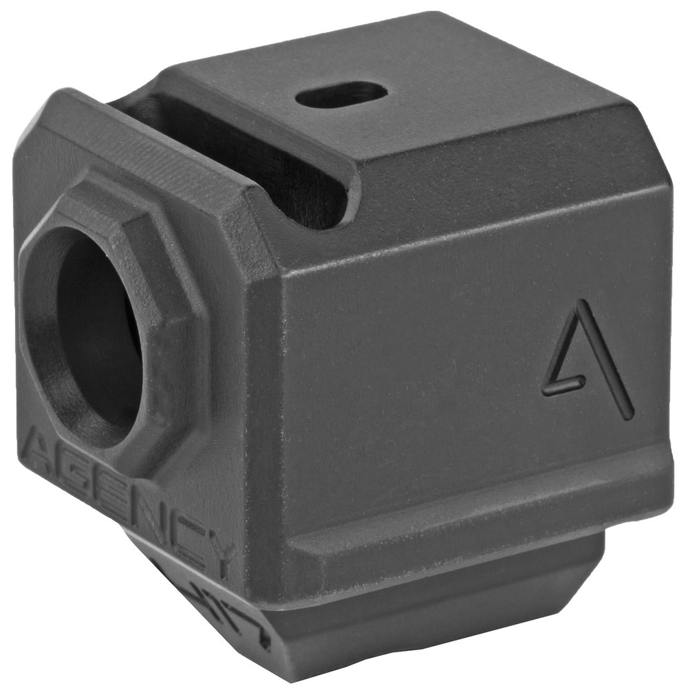 Agency 417 Single Port Comp Gen3 Blk