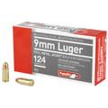 Aguila 9mm 124gr Fmj 50/1000
