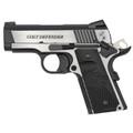 """Colt Defender 45acp 3"""" Tt Nns"""