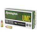 Rem Umc 9mm 124gr Fmj 50/500