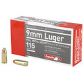 Aguila 9mm 115gr Fmj 50/1000