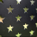 """American Flag (laser cut 12 gauge steel) 36"""" x 19"""""""