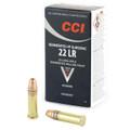 Cci 22lr 40gr Shp Sub-sonic 50/5000