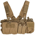 Haley Heavy Chest Rig Coyote - HSPD3CRXH-COYOTE