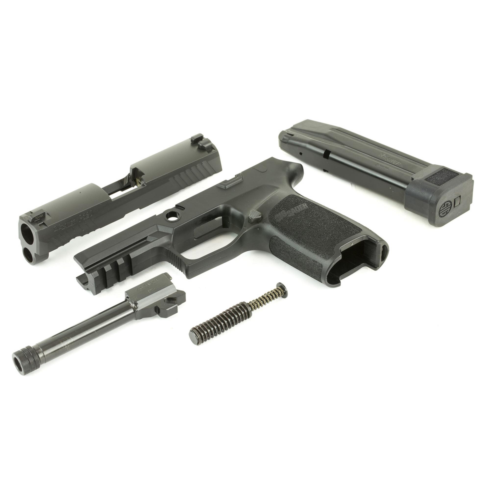 Sig Cal-x Kit P320 Cy Tc 9mm Thd Blk