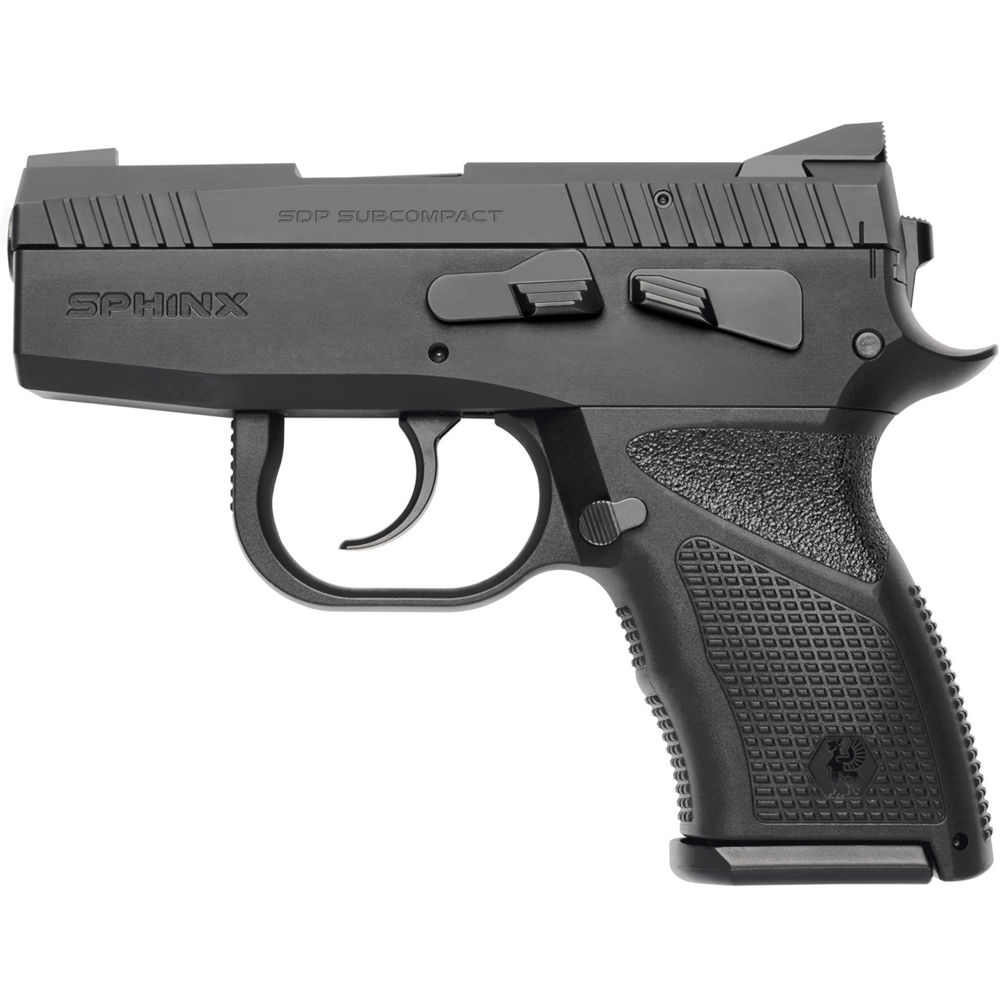 Kriss Sphinx Sdp Subcompact 9mm Blk
