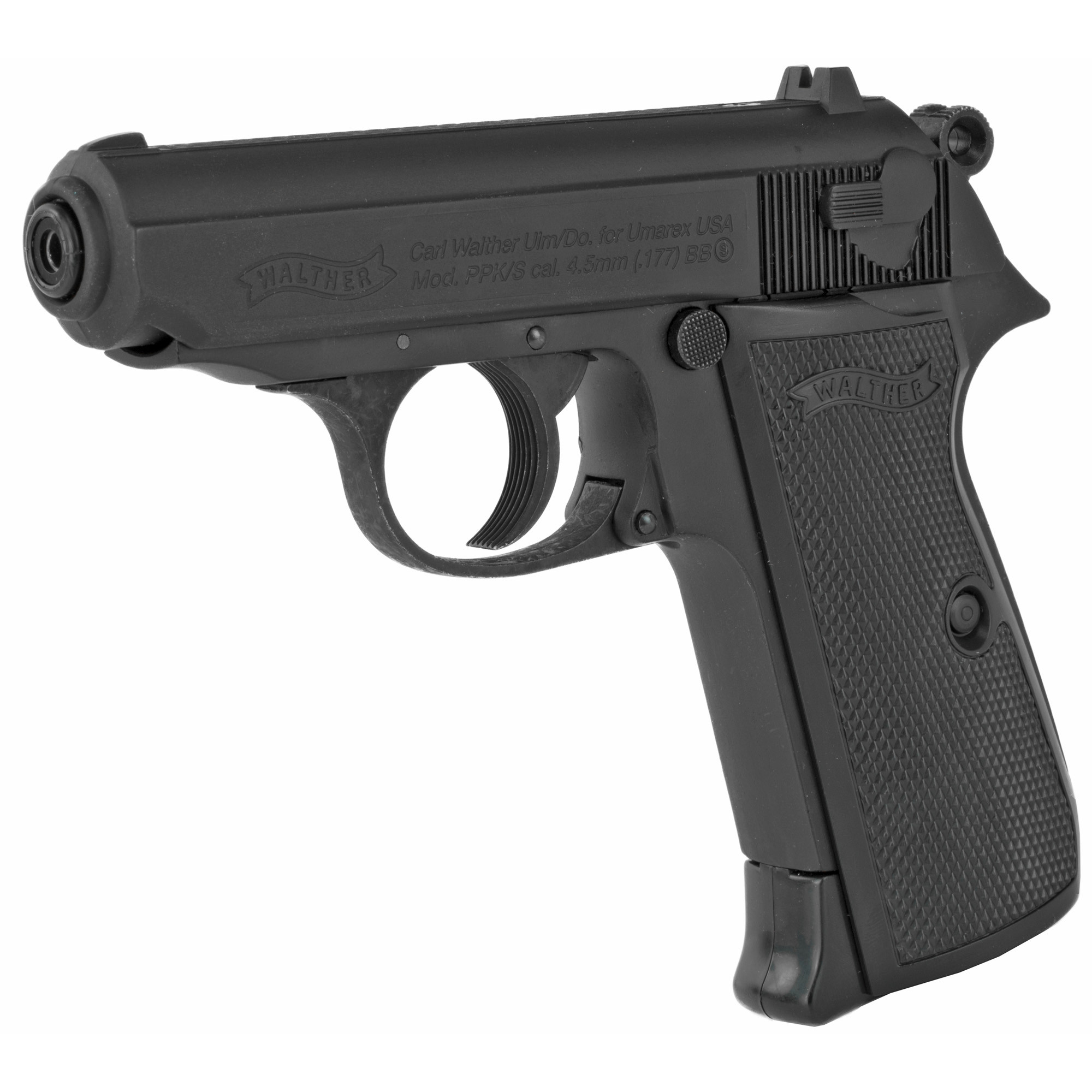 Umx Walther Ppk/s  177 15rd 295fps