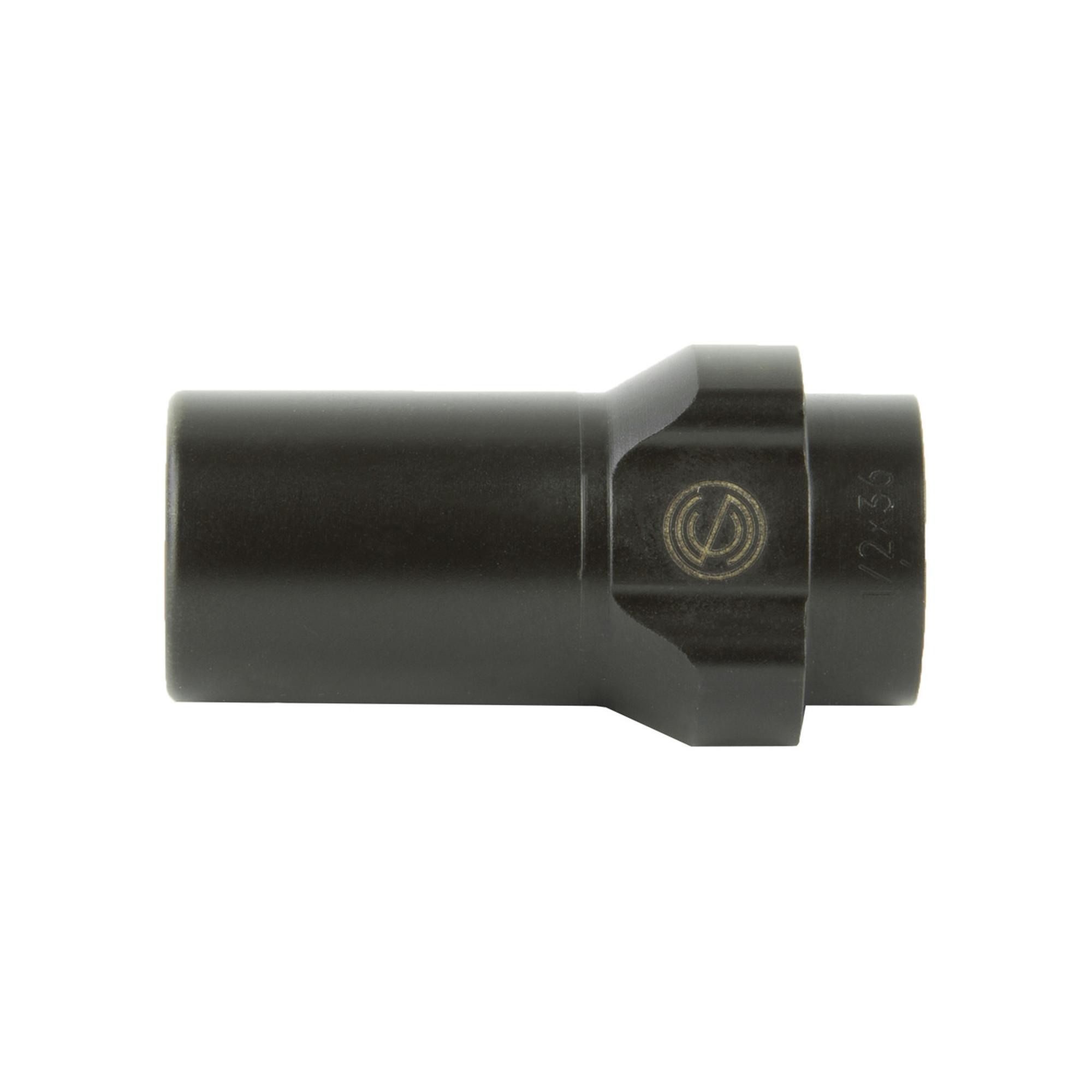 Sco 3lug Muzzle Device 9mm 1/2x36