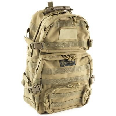 Drago Gear Assault Backpack Tan